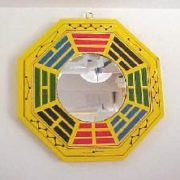 Large Bagua Mirror-TC6