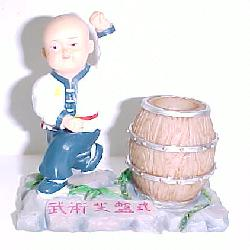 Kung Fu Kid Pen Holder-8801