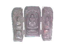 Happy Buddha Shrine-JZ34