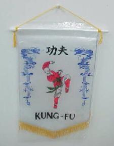 Kung Fu Pennant