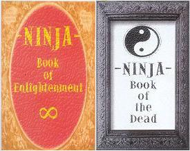 Ninja Book of Enlightenment/Book of the Dead