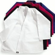 Deluxe Medium Weight Top-White