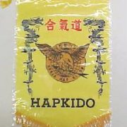 Hapkido Pennant