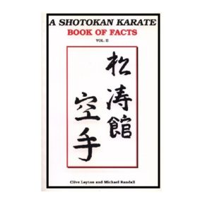 A Shotokan Karate Book of Facts