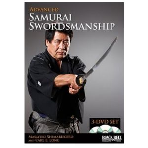 Advanced Samurai Swordsmanship (3-DVD Set)