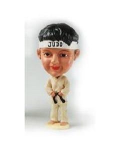 Bobbing Head Martial Artist-Judo