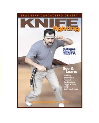 Knife Defense DVD