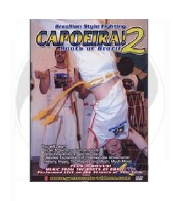 Capoeira 2 Roots of Brazil DVD