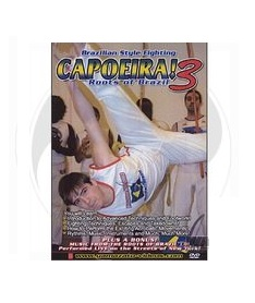 Capoeira 3 Roots of Brazil DVD