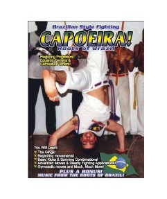 Capoeira Roots of Brazil DVD