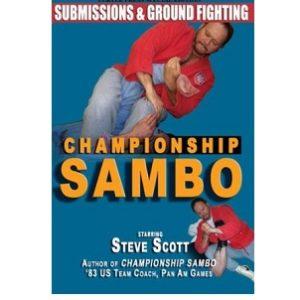 Championship Sambo DVD