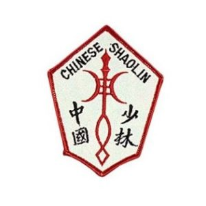 Chinese Shaolin Symbol Patch