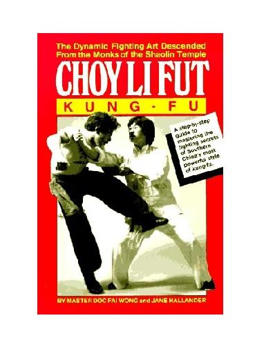 Choy Lay Fut Books