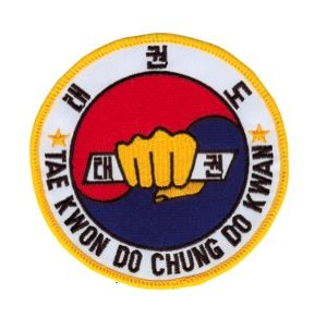 Chung Do Kwon Patch