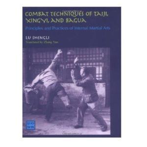 Combat Techniques of Taiji, Xingyi, & Bagua