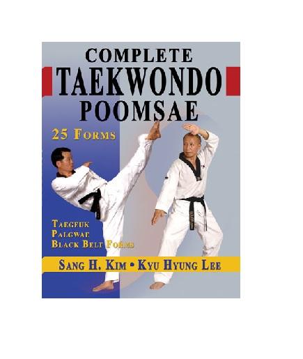 ae9fdc991cd3 Complete Taekwondo Poomsae - Academy Of Karate - Martial Arts Supply ...