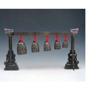 Dragon Metal Bell Set