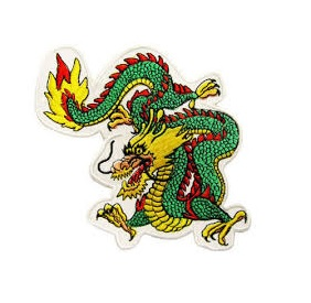 Dragon Patch US1214