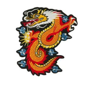 Dragon Patch US1276