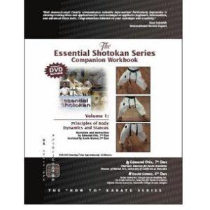 Essential Shotokan The Companion Workbook, Vol. 1