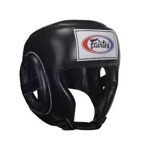 Fairtex Competition Headguard HG9
