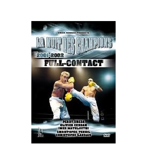 Full Contact DVD