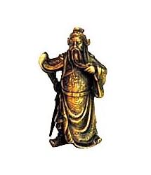 God of War Bronze Statue
