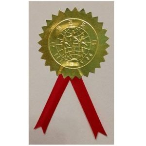 Gold Seal for WTF Certificates