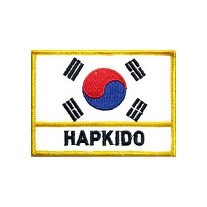 Hapkido wKorean Flag