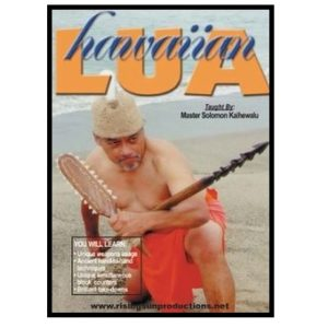 Hawaiian Lua DVD