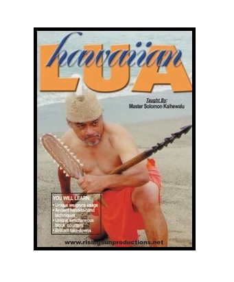 Hawaiian Lua DVD