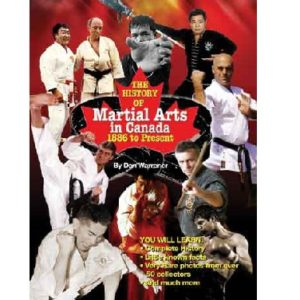 History of Martial Arts in Canada-Paperback