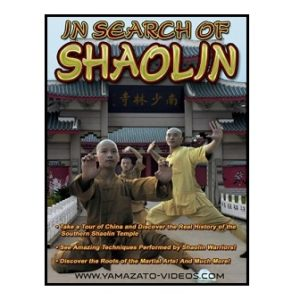 In Search of Shaolin DVD