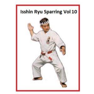Isshin Ryu Sparring vol 10 DVD