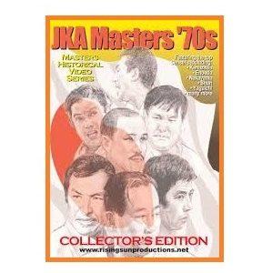 JKA Masters 1970s