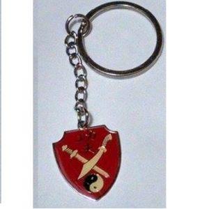 KF keychain