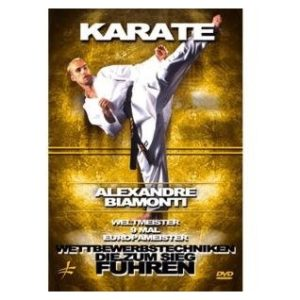 Karate Competition Winning Techniques DVD