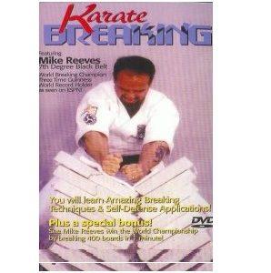 Karate breaking