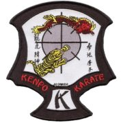 Kenpo Patches