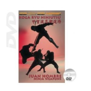 Koga Ryu Ninja Weapons DVD
