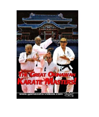 ea534dcf05cf The Great Okinawan Karate Masters - Academy Of Karate - Martial Arts ...