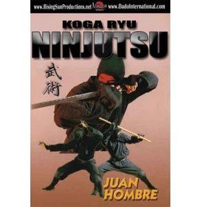 Koga Ryu Ninjitsu DVD