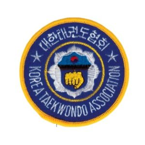 Korea Taekwondo Federation Patch