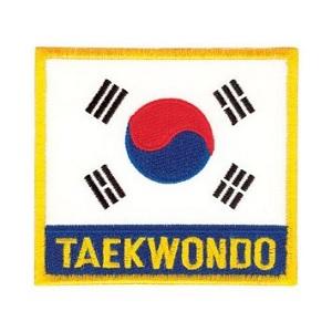 Korean Flag wTKD