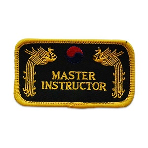 Korean Master Instructor