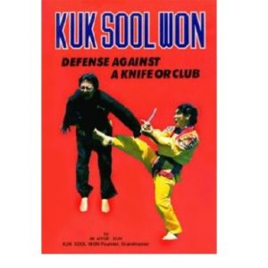 Kuk Sool Won Defense Against a Knife or Club