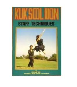 Kuk Sool Won Staff Techniques