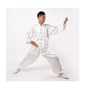 Kung Fu Uniform All WHITE