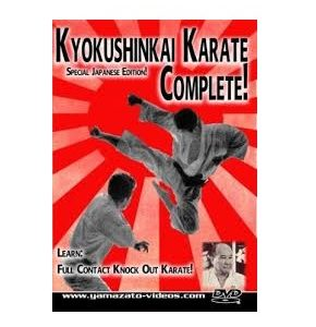 Kyokushinkai Karate Complete! Special Japanese Edition