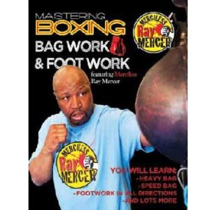 Mastering Boxing Bag Work & Foot Work
